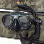 素潜り・魚突きに適したマスク選び