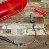 魚突き用フロートシステムの作り方とフロートラインの接続方法